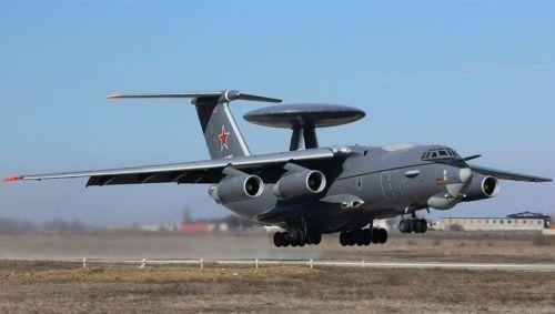 В Ахтубинске пройдут испытания самолёта-локатора А-100 «Премьер»