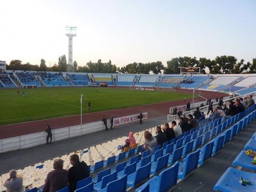 Финальный матч Кубка России по футболу пройдет в Астрахани