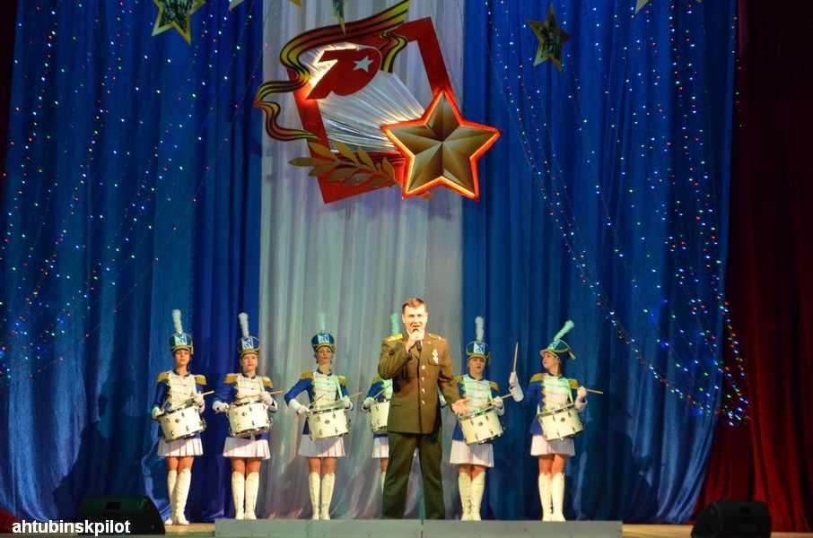Конкурс эстрадной песни «Голоса Ахтубинска-2015»