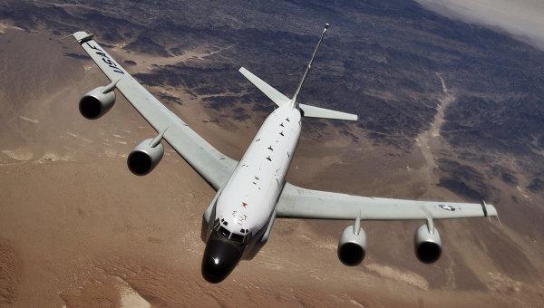 Разведка сбоем. США не могут простить РФ перехват самолета-шпиона