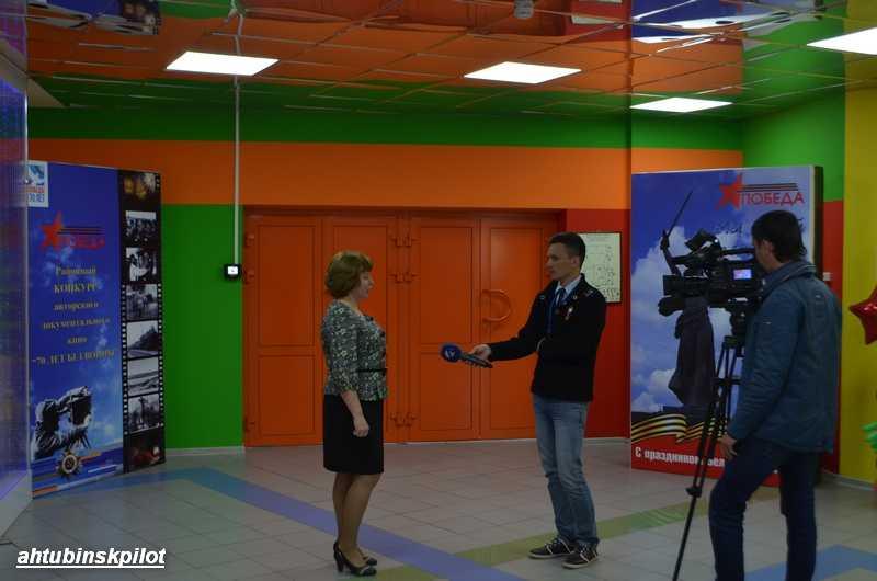 Телеканал «Астрахань 24» в гостях у ахтубинцев