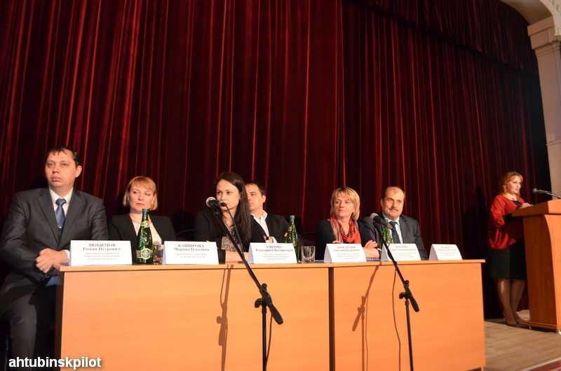 Слова Президента РФ : «Культура-это опора государства», стали лейтмотивом на отчете руководителей социальной сферы Ахтубинского района