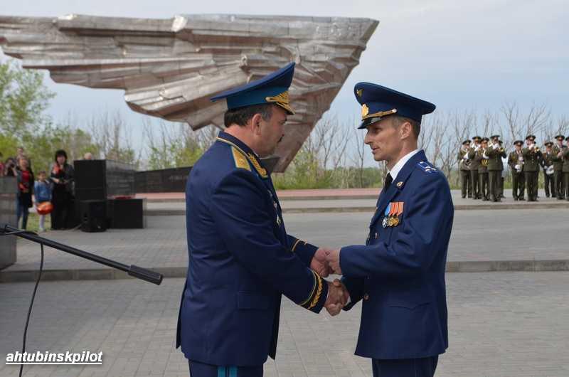 В День Победы военнослужащие ГЛИЦ получили награды