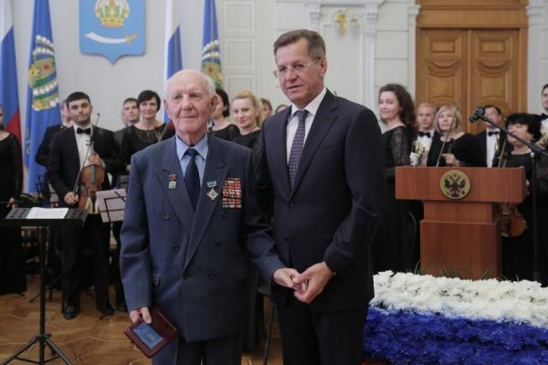 В числе награжденных Губернатором два ахтубинца