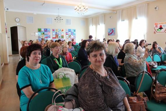 Ахтубинская делегация приняла участие во Всероссийской научно-практической конференции в Вологде