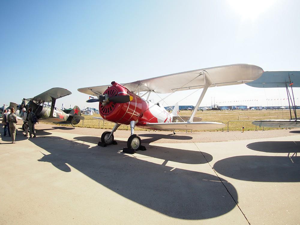 Легенды мировой авиации на МАКС-2015