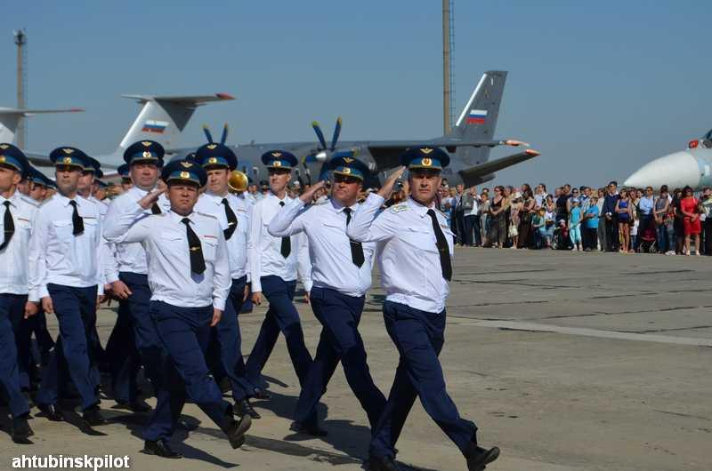 Более 7 тысяч ахтубинцев и гостей города посетили военный аэродром ГЛИЦ