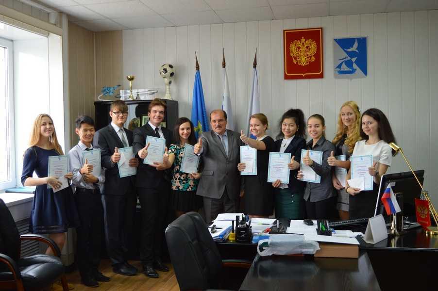 Стипендии главы Ахтубинского района удостоены десять выпускников