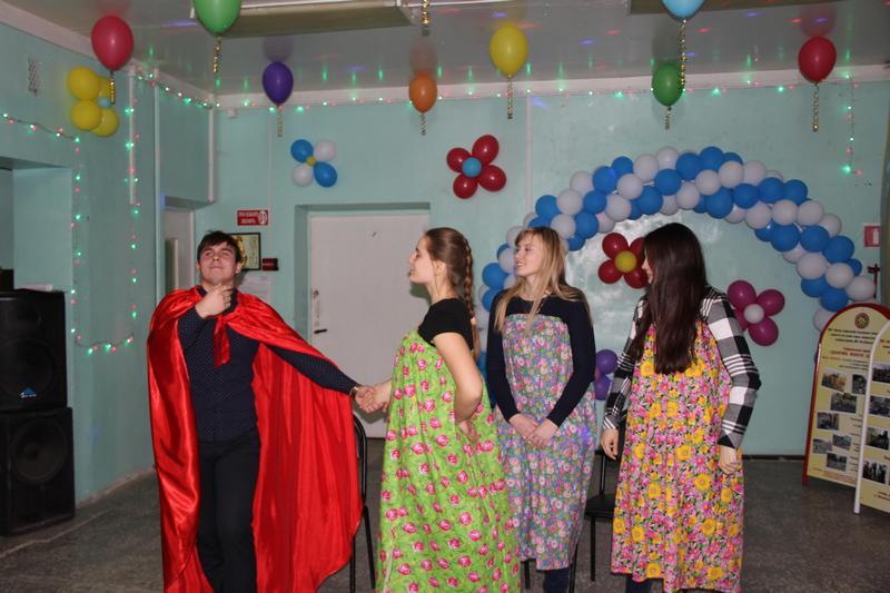 Традиции студенчества живут в Ахтубинске