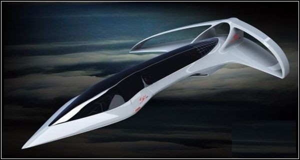 Концепт самолетов будущего (Фото)