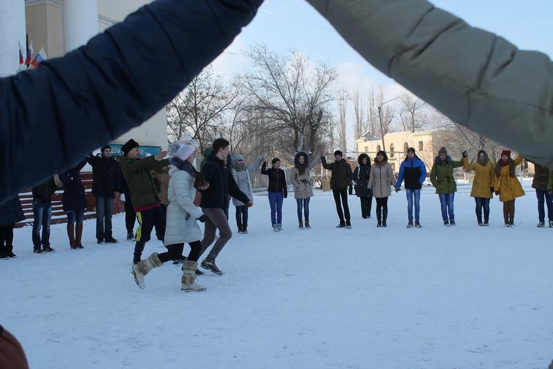 Мастер — класс по проведению «Русских вечерок» в рамках празднования масленичных гуляний