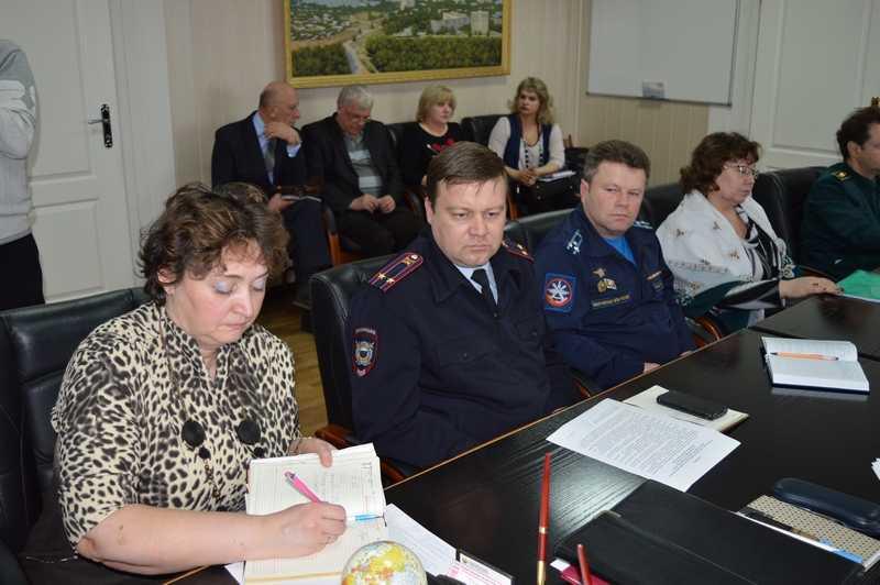Члены антинаркотической комиссии обсудили наркоситуацию в Ахтубинском районе