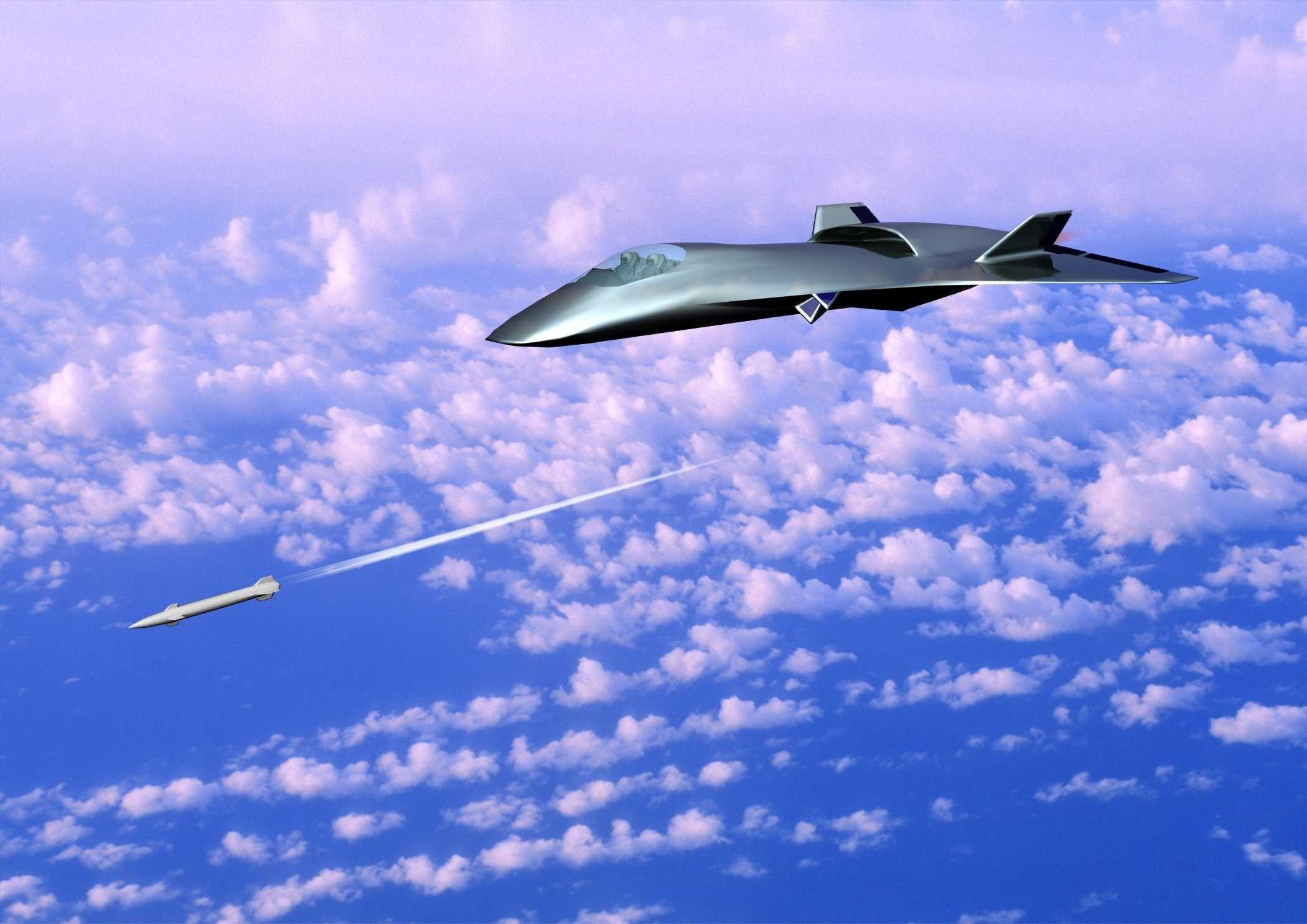 КБ «Сухой» представило первые разработки по истребителю шестого поколения