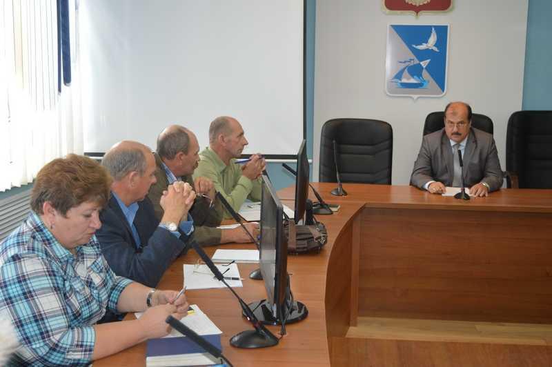 С политически оттенком прошел День местного самоуправления в Ахтубинском районе