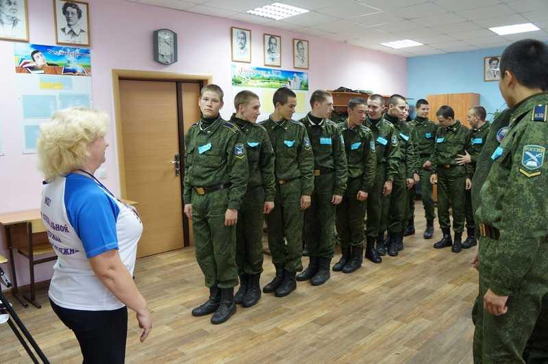 Слет ахтубинских кадетов – 2016