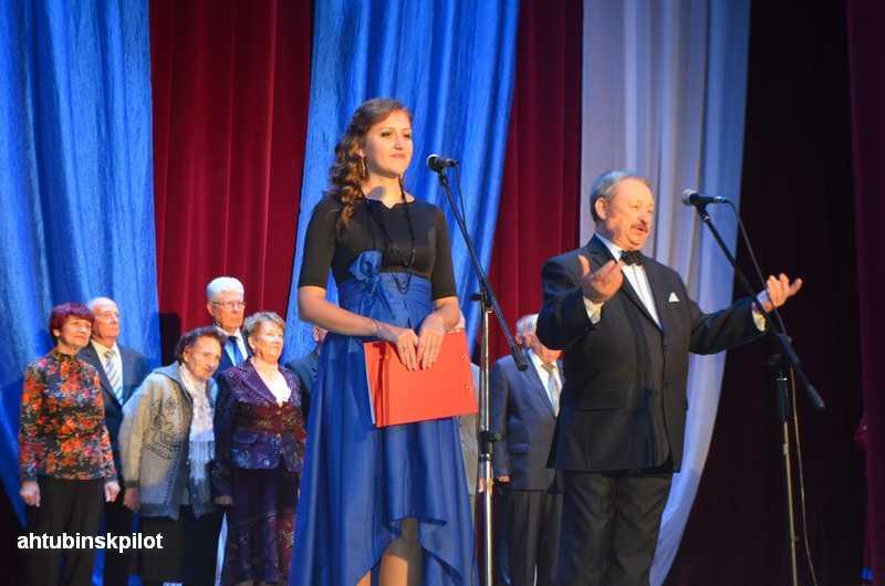 89 годовщине образования Ахтубинского района был посвящен праздничный театрализованный концерт