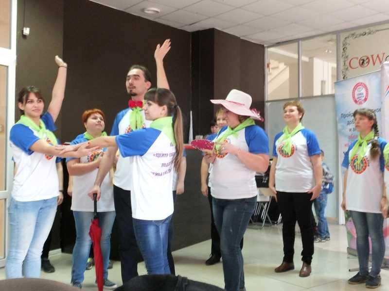 Ахтубинцев учат здоровому образу жизни