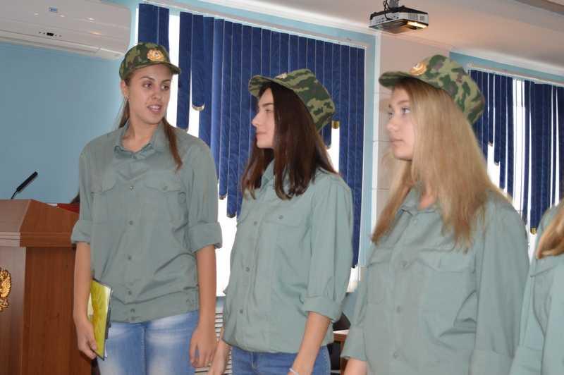 В Ахтубинском районе прошел День призывника