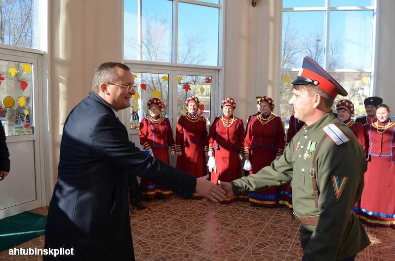 Центр казачьей культуры встретил гостей