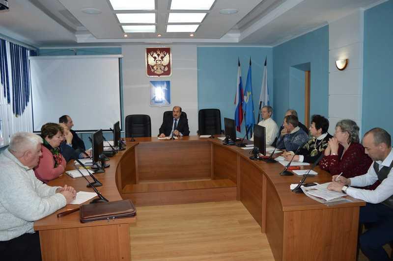 Вопросы, которые уже обсуждались, но не потеряли своей актуальности, были обсуждены на Дне местного самоуправления Ахтубинского района
