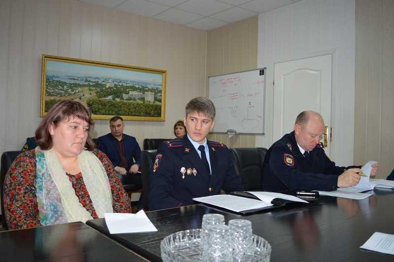 Предупреждению угроз исходящих от международных террористических организаций было посвящено очередное заседание антитеррористической комиссии