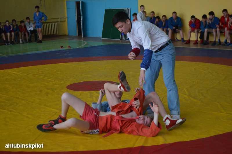 Всероссийский «День Самбо»отметили на ковре
