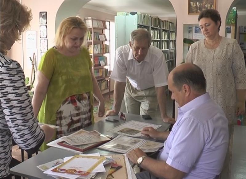 В рамках рабочей поездки в село Золотуха глава района встретился с жителями