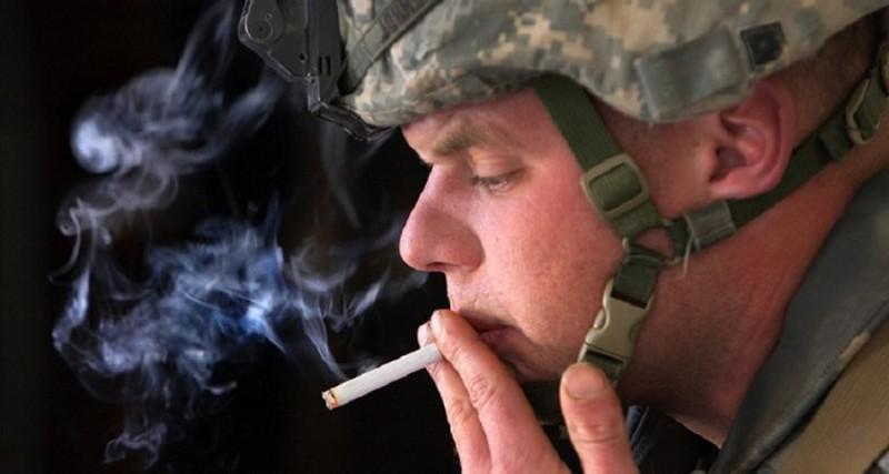 Проваливших тест на наркотики военнослужащих лишат пособий