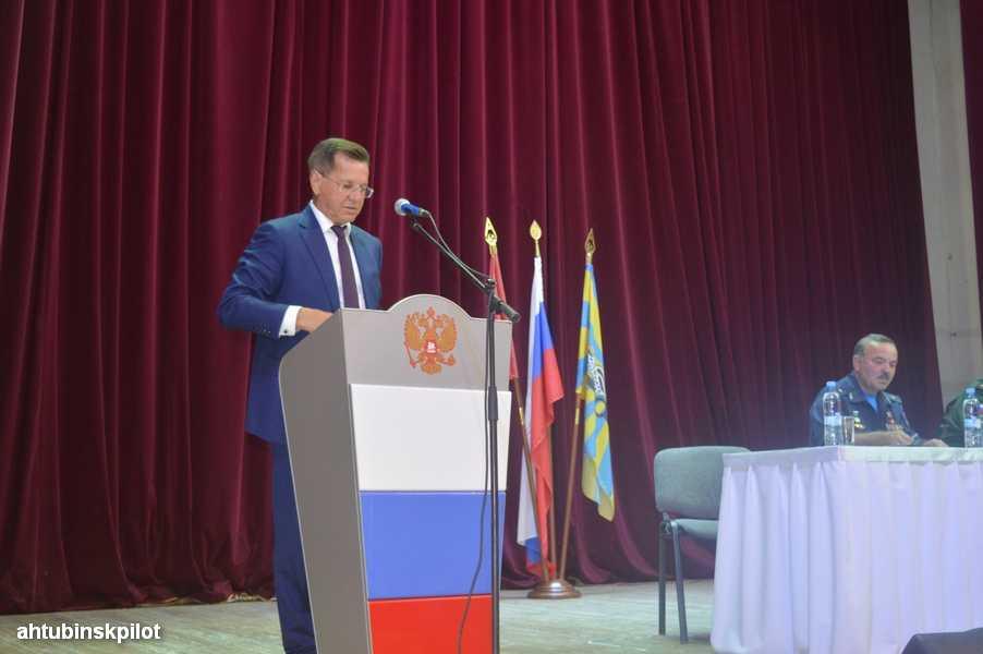 Встреча губернатора прошла в формате диалога с населением