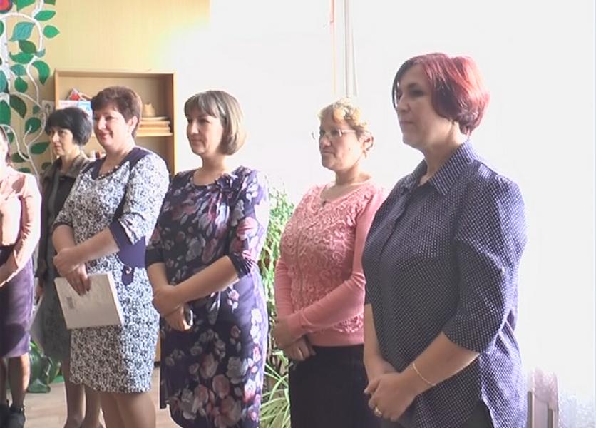 Школа села Удачное отметила вековой юбилей