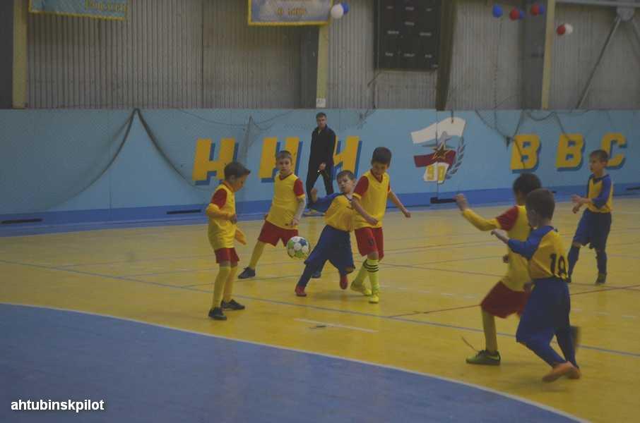 Турнир для юных футболистов