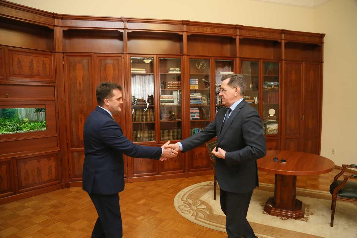 Александр Жилкин: Для нас Ахтубинский район является стратегическим