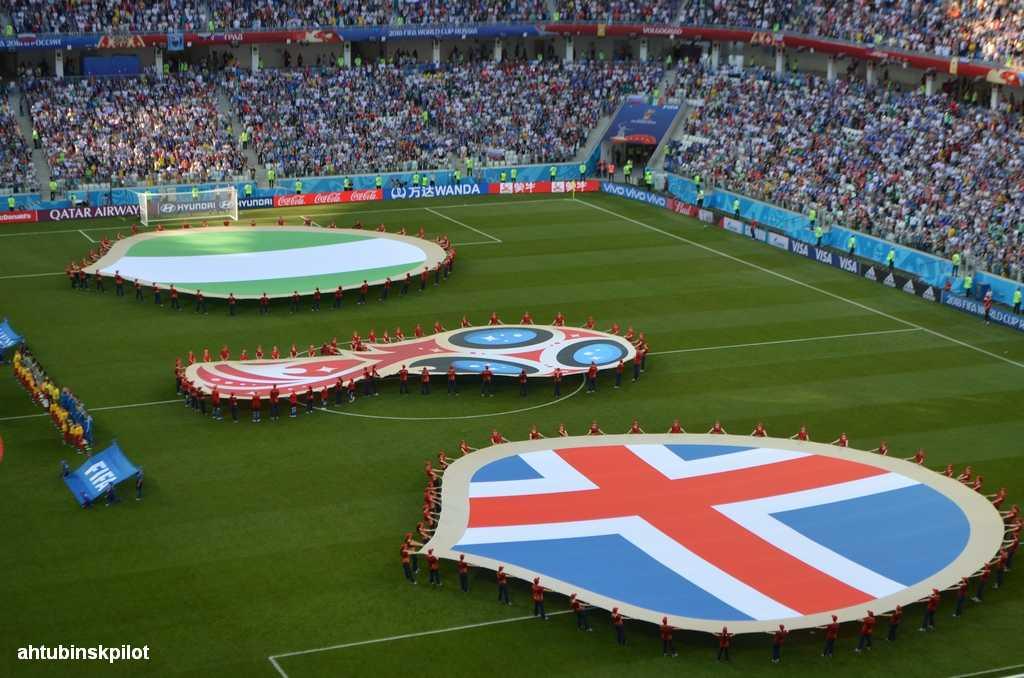 Хороший футбол продолжается в России