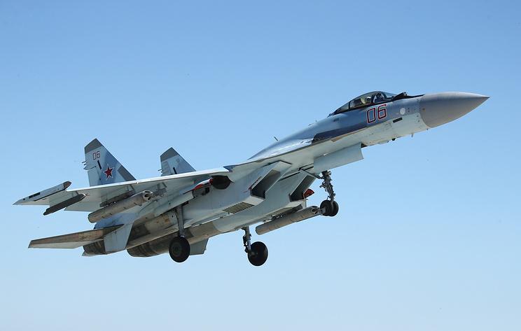 ВКС РФ получат в 2018 году 10 истребителей Су-35С