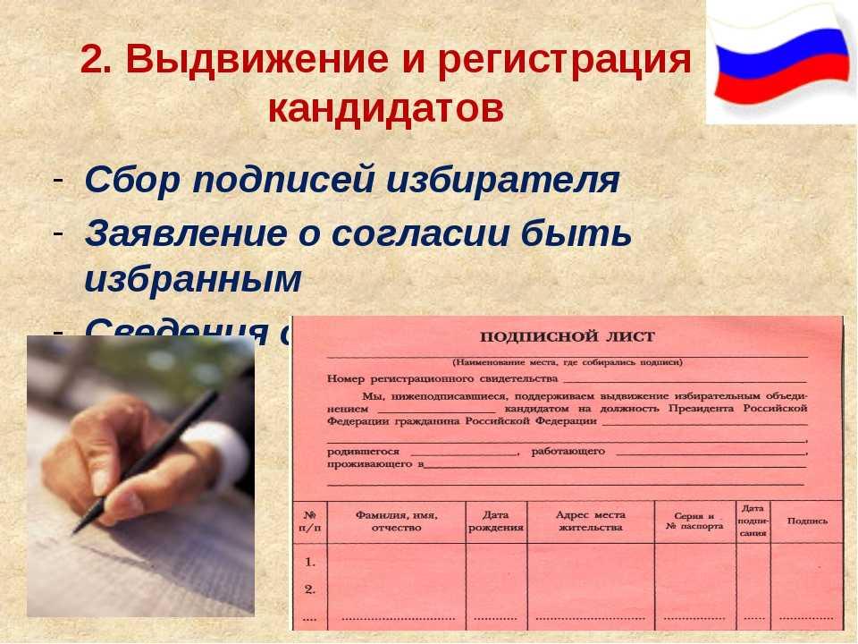 Отказано в регистрации