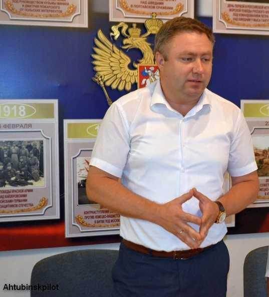Алексей Кириллов – новый глава Ахтубинского района