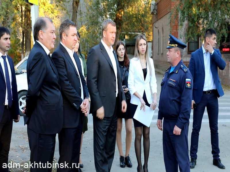 Сергей Морозов разобрался в проблемах Ахтубинского района