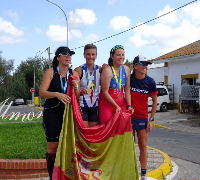 Ахтубинка Виктория Журавель завоевала 18 медалей на VII Европейских играх полицейских и пожарных