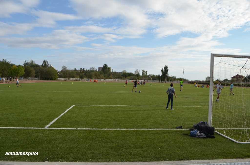 Региональныйцентрспортивнойподготовки«Волгарь» планирует поднять детский футбол в районах