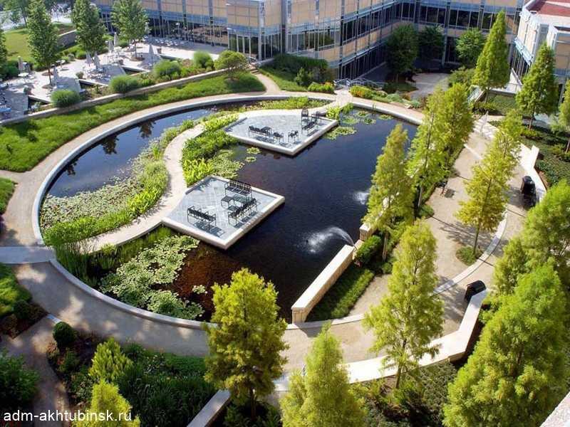 Городская администрация представила дизайн-проекты общественных территорий, подлежащих благоустройству в 2019 году