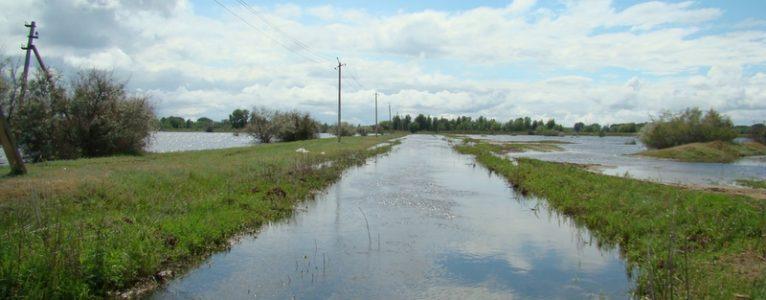 Паводок для Астраханской области не будет критически поздним