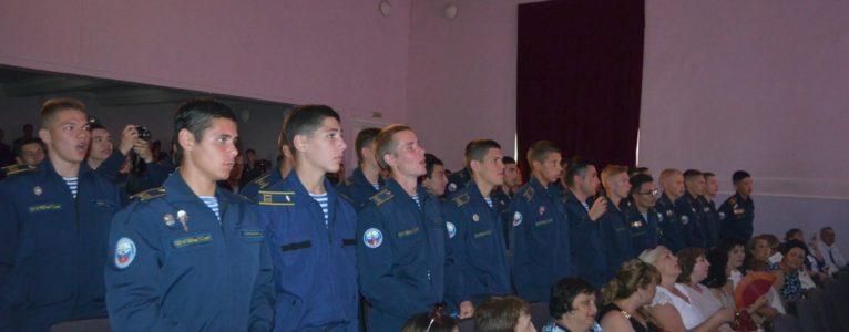 Ахтубинские кадеты получили аттестаты о среднем образовании