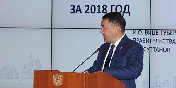 В Астрахани снова задержали министров