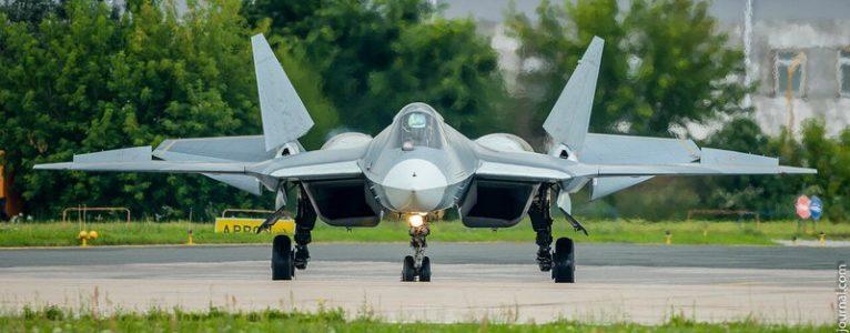 Гроза небес: Су-57 пустили в серийное производство