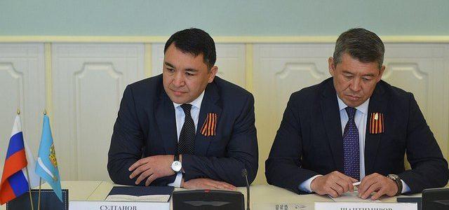 В региональное отделение партии «Единая Россия» направлен запрос о соблюдении партийной дисциплины высокопоставленным членом – Канатом Шантимировым