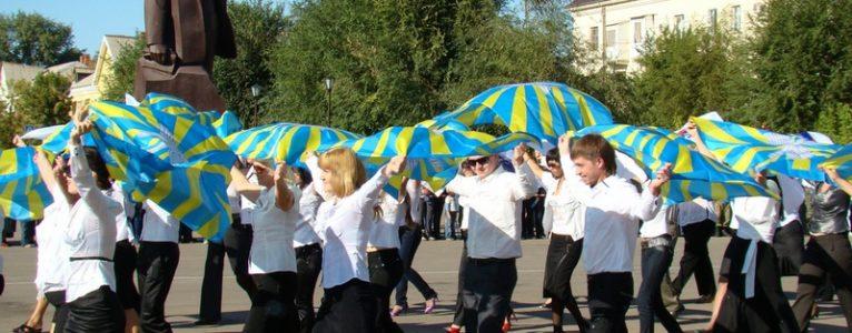 К 60-летию Ахтубинска.  Очерк: Город, влюбленный в небо
