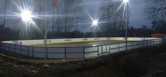 Хоккеисты переедут на стадион «Волга»