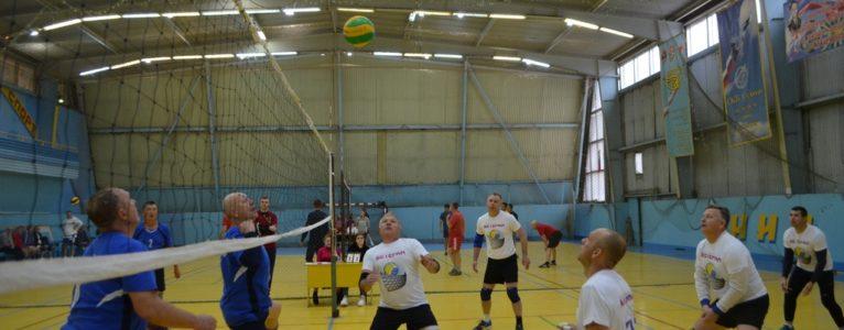 В Ахтубинске прошел волейбольный турнир памяти Героя России Александра Раевского