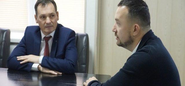 Министр спорта Астраханской области обещал городу поддержку