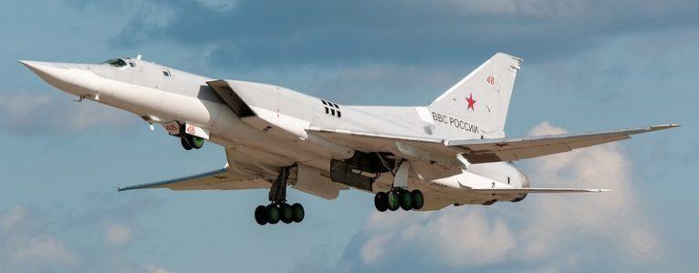 Бомбардировщик с неисправным двигателем совершил аварийную посадку в районе Ахтубинска